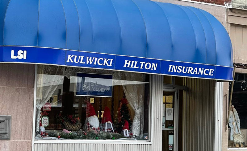Kulwicki-Hilton Insurance Agency Convoy, Ohio